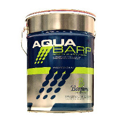 Aquabarp exterior wax