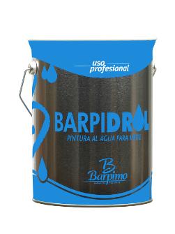 Barpidrol s/horno gris