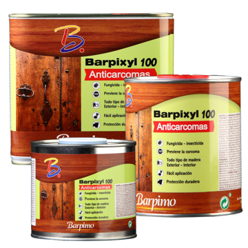 Barpixyl 100 anticarcomas