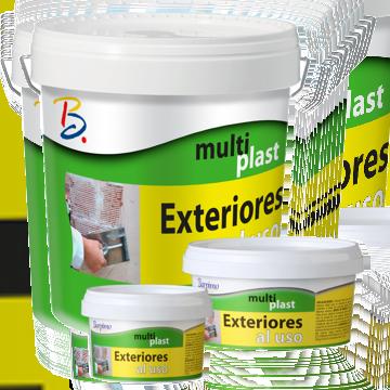 Multiplast exteriores al uso